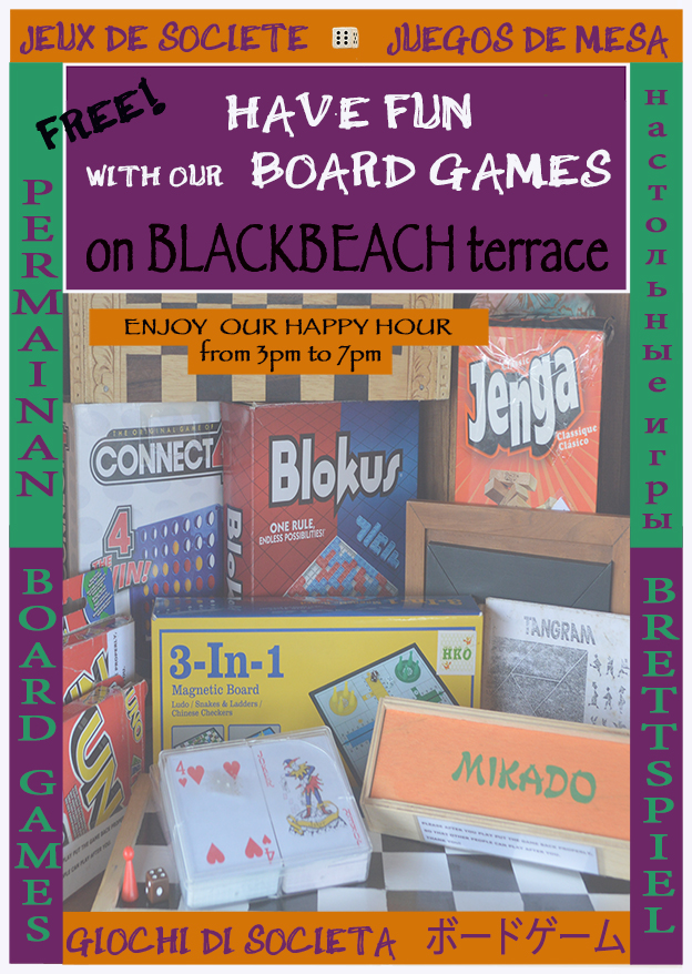Events at Blackbeach